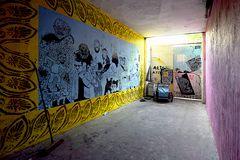 Kreuzberger Höfe - Grafiti