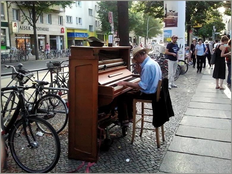 Kreuzberger Kiez-Impressionen