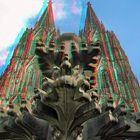 Kreuzblumen des Kölner Domes