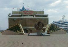Kreuzfahrt-Terminal in Odessa