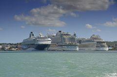 Kreuzfahrten Karibik