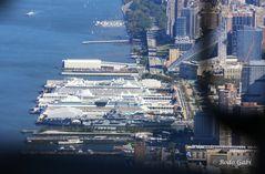 Kreuzfahrthafen New York