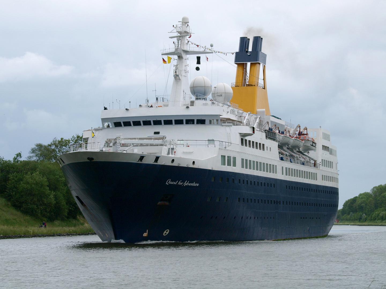 Kreuzfahrtschiff QUEST FOR ADVENTURE