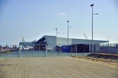 Kreuzfahrtterminal Hamburg Steinwerder