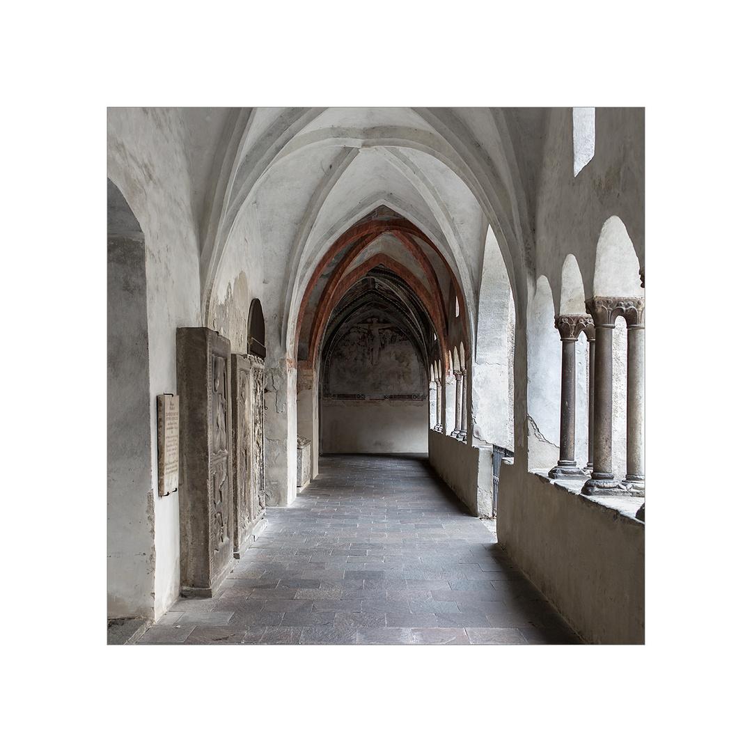 Kreuzgang Brixen II