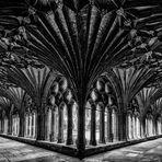 Kreuzgang der Kathedrale von Canterbury