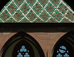 Kreuzgang-Detail