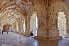 Kreuzgang Hieronymitenkloster