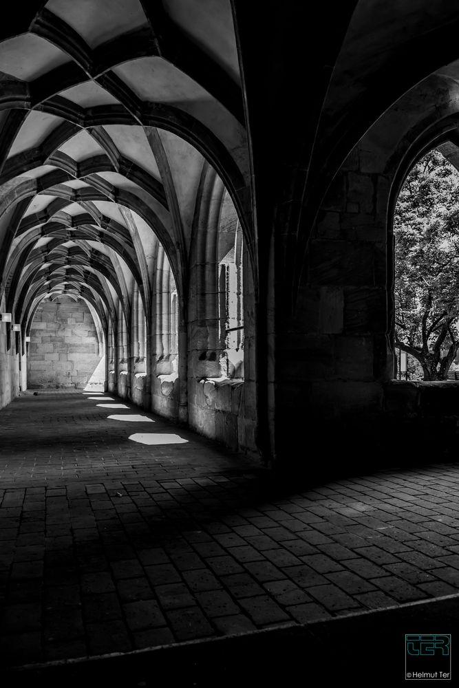 Kreuzgang im Kloster Lorch