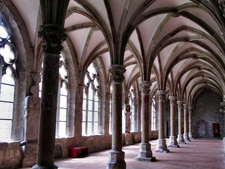 Kreuzgang im Kloster Walkenried