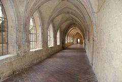 Kreuzgang Kloster Michaelsstein im Harz IV