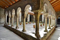 Kreuzgang Kloster Sant Pere Casserres