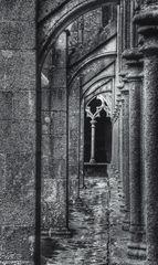 Kreuzgang La Cathédrale Saint-Tugdual