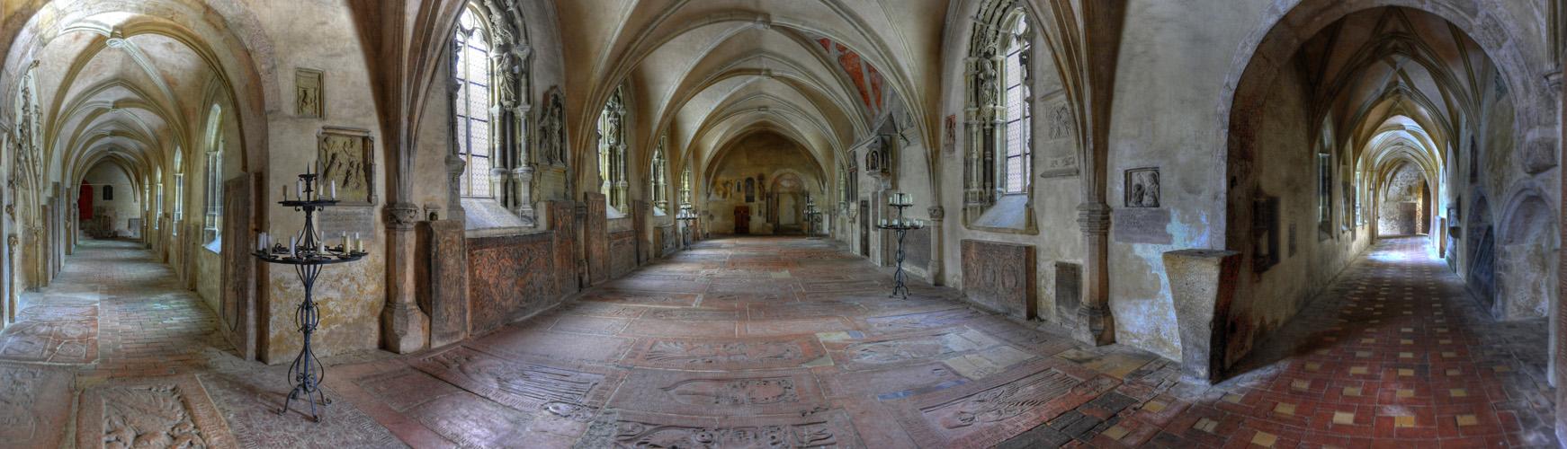 Kreuzgang Regensburger Dom
