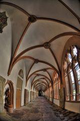 Kreuzgang / St.Kilian / Würzburg