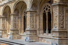 Kreuzgangarkaden - untere Stockwerk Diogo de Boytaca