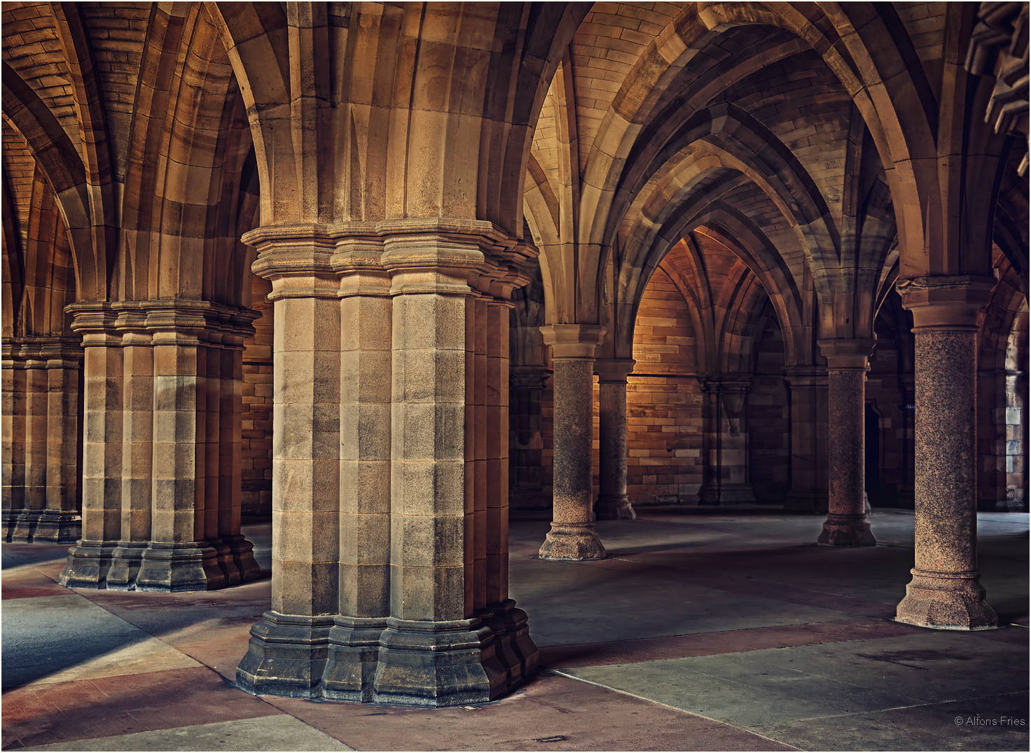 Dokumentation Schottland
