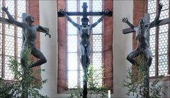 Kreuzigungsgruppe Wurzener Dom