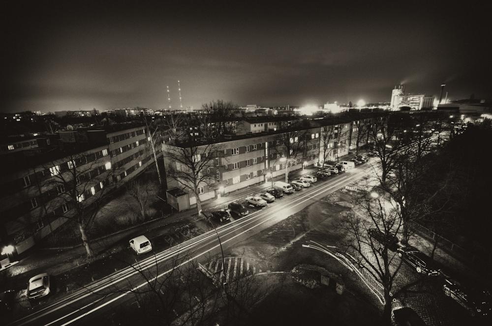 Kreuzung bei Nacht (2010)