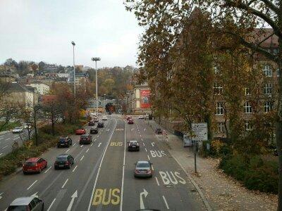 KreuzungStraßenkreuzung