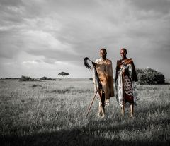 Menschen Afrika