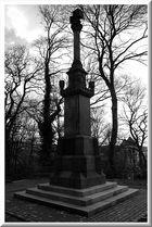 Kriegerdenkmal auf der Hardt
