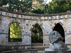 Kriegerdenkmal in Gladbeck-Wittringen