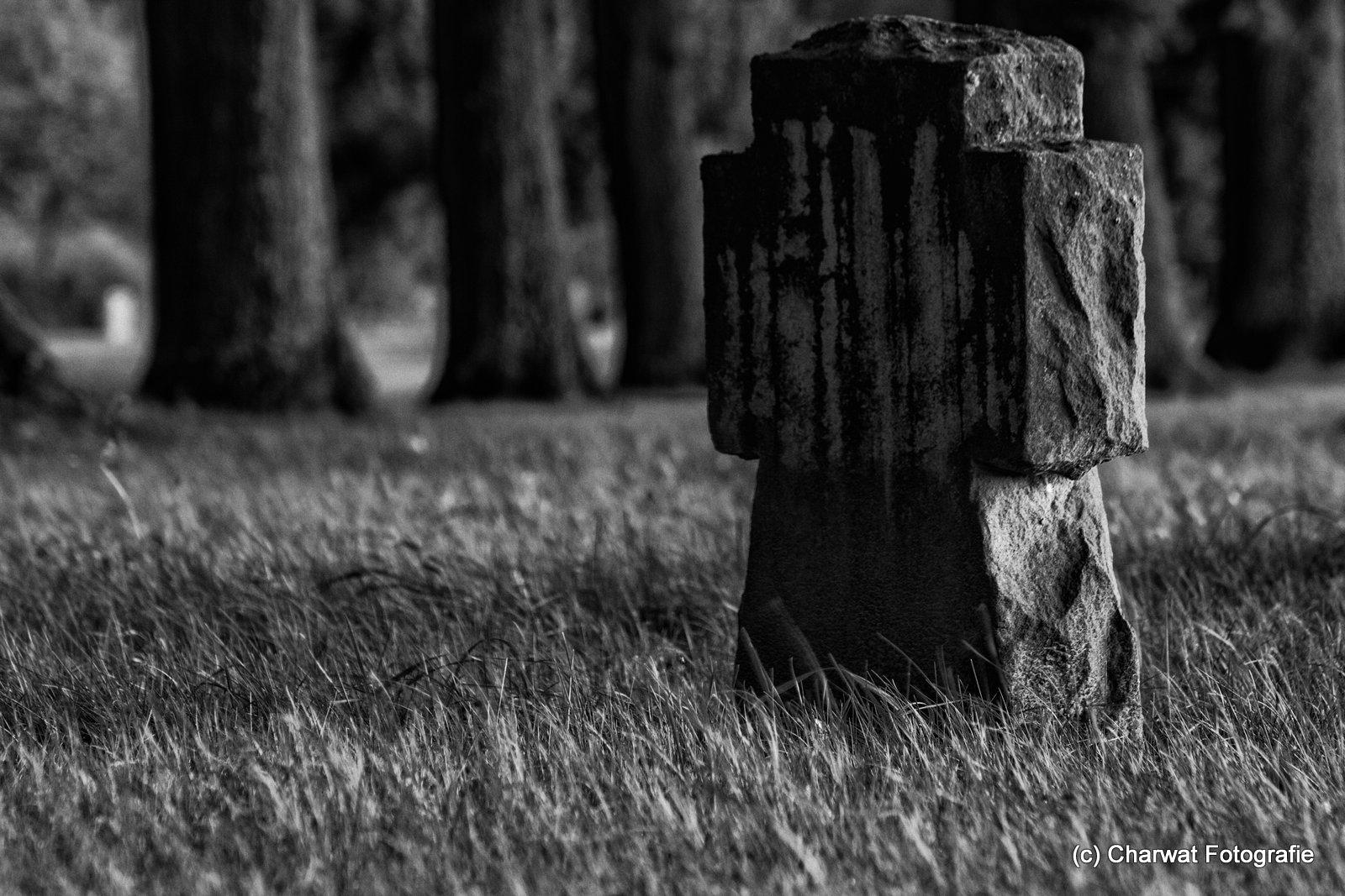 Kriegerfriedhof in Hartkirchen