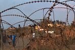 Kriegstourismus auf den Golanhöhen