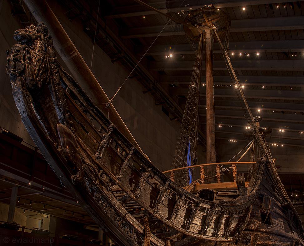 krigsskeppet vasa