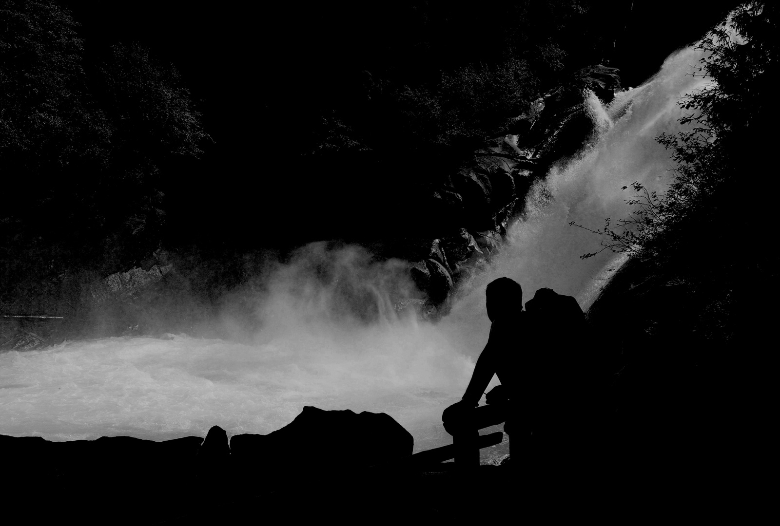 Krimler Wasserfälle