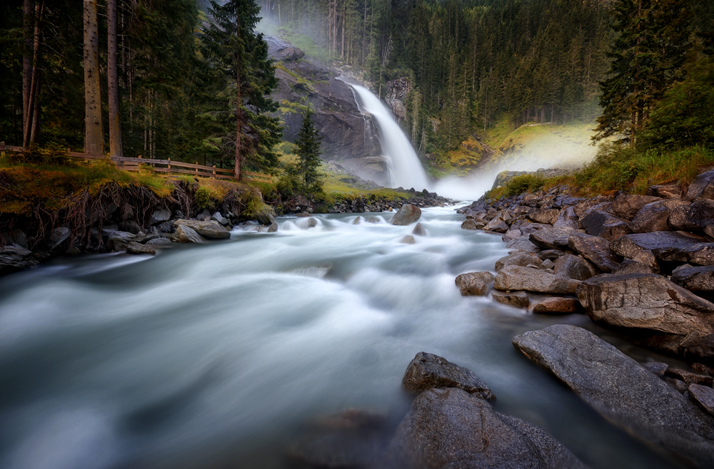 - Krimmler Wasserfälle -