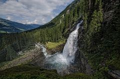 Krimmler Wasserfälle II