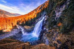 Krimmler-Wasserfall Talsicht
