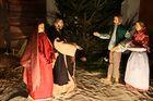 Krippe zum 4. Adventssonntag