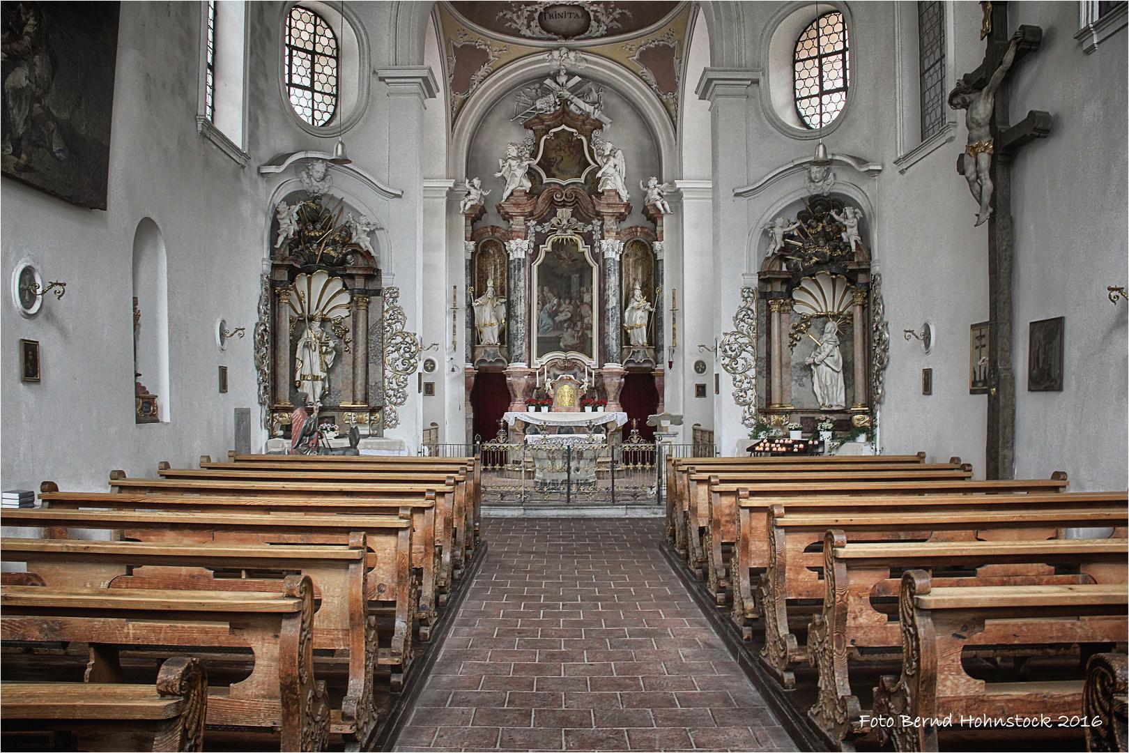 krippkirche st nikolaus f ssen foto bild kirche architektur f ssen bilder auf. Black Bedroom Furniture Sets. Home Design Ideas