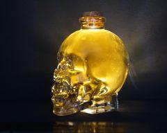 Kristall Schädel