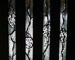 Kristall-Trauben im Kirchenfester