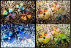 Kristalle unter dem Mikroskop