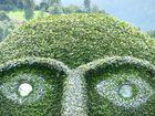 Kristallwelten Wattens - Die Augen des grünen Riesen