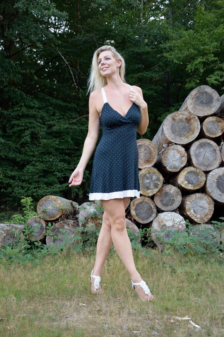 Kristin -  Wo die Natur blass vor Neid wird ;o)