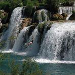 Krka Wasserfälle (Kroatien)