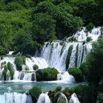 Krka-Wasserfälle/Dalmatien 7