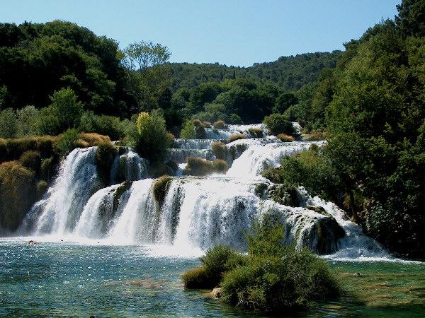 KRKA-Wasserfall
