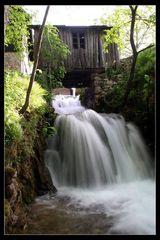 Kroatien 2009 - Fluß Korana