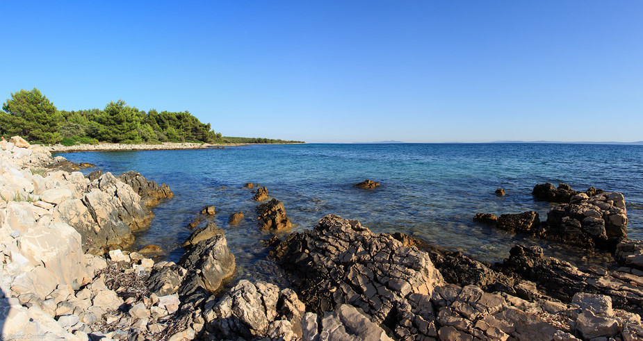 Kroatien: Insel Pag.