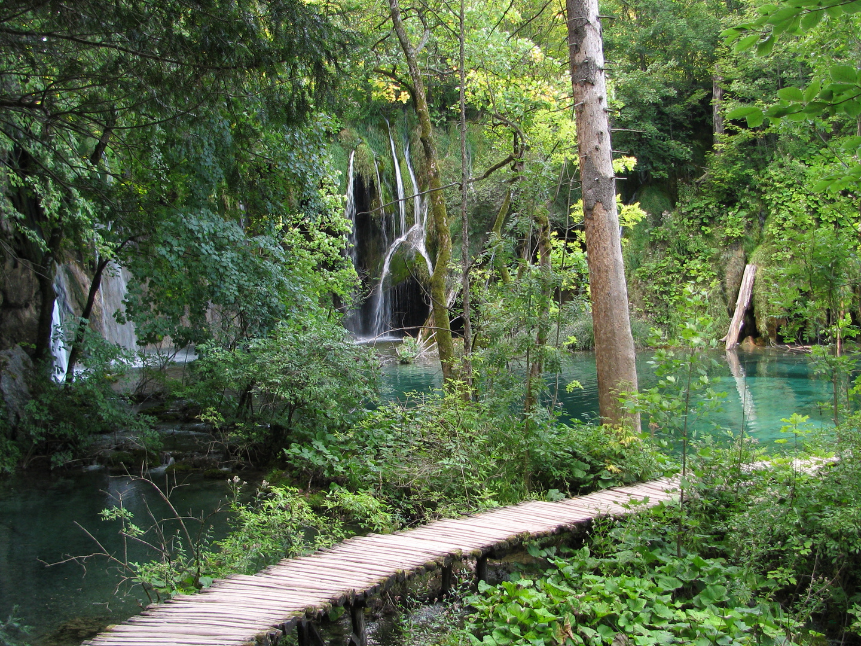 "Kroatien: Nationalpark Plitvice / Wasserfall ""Burget"""