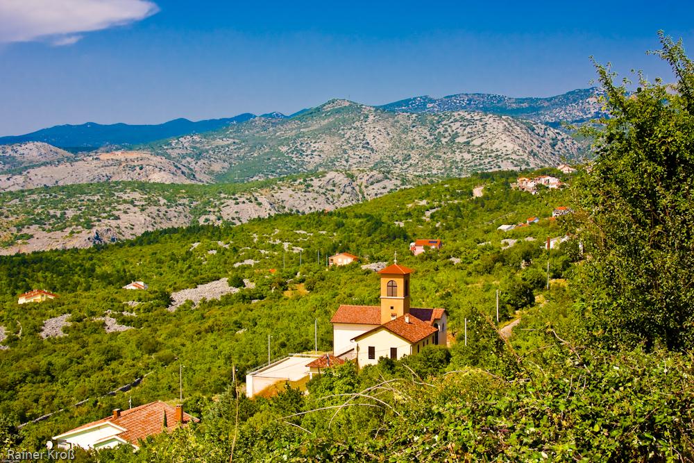 Kroatien Norddalmatien 11