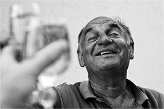 Kroatische Gastfreundschaft - franjo - mit geschichte