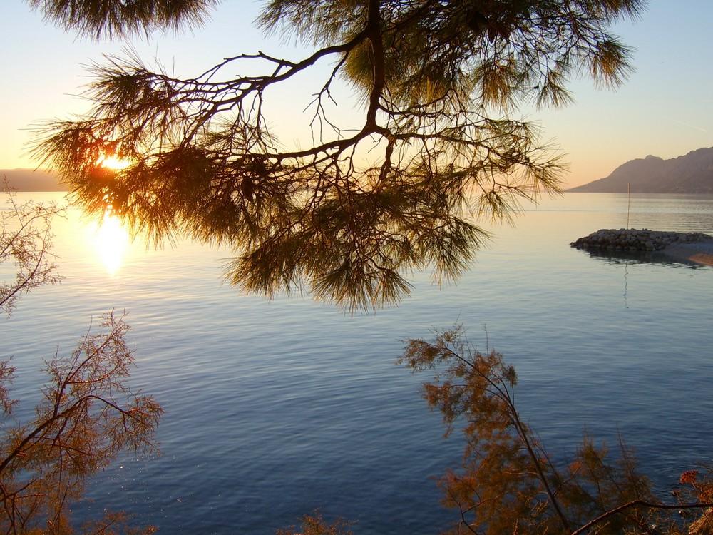 Kroatische Herbstidylle